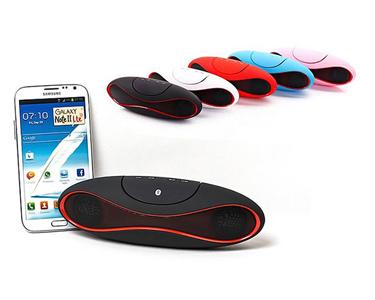 Coluna UltraSound com Altavoz e Bluetooth