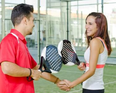 Para Pai e Filho: Padel no Padel Sports Club | Aluguer Campo 1h30