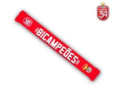 Cachecol Bicampeões 2014/15