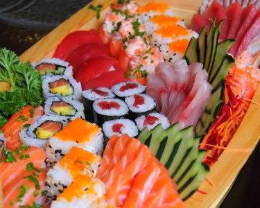 Combinado Supremo Sushi 44 Peças c/ Tudo Incluído para Dois | Estoril