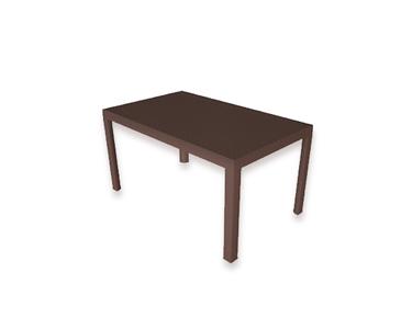 Mesa de Jardim 140 cm | Design e Resistência