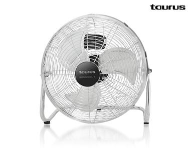 Ventoinha Taurus® 70W | Ventilação Potente e Pés Anti-Deslizantes