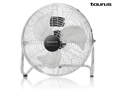 Ventoinha Taurus® 100W | Ventilação Potente e Pés Anti-Deslizantes