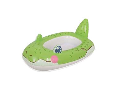 Barco Insuflável Infantil | Crocodilo