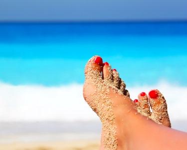 Spa de Mãos & Pés - Prepare-se para Receber o Verão!