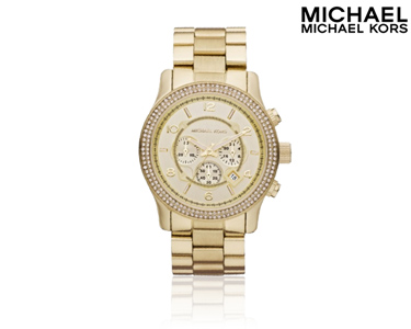 Relógio Michael Kors® | Dourado