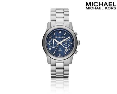 Relógio Mickael Kors® | Runway Azul