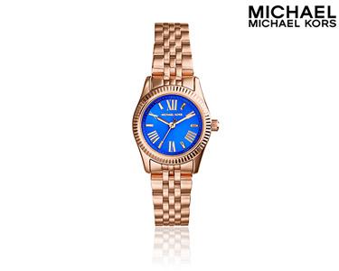 Relógio Michael Kors® | Lexington Rosa Ouro