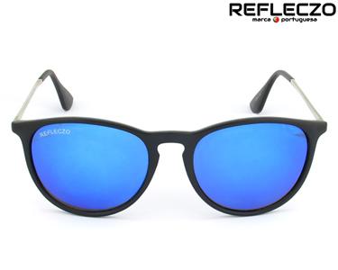 Óculos de Sol Refleczo® Affluence | Matte OceanBlue