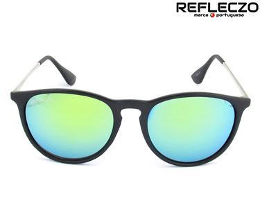 Óculos de Sol Refleczo® Affluence   Matte Golden