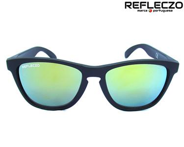 Óculos de Sol Refleczo® OakSkin | Golden