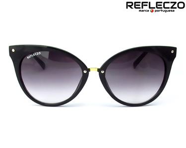 Óculos de Sol Refleczo® CatClassy | Preto