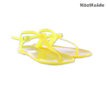Sandália Nut Basic | Amarelo