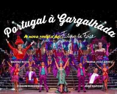 Filipe La Féria | «Portugal à Gargalhada» | CAE Figueira da Foz