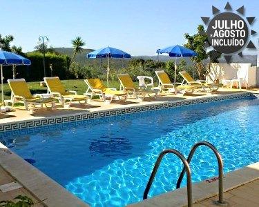 Férias de Sonho no Algarve! 3, 5 ou 7 Noites no Alte Hotel