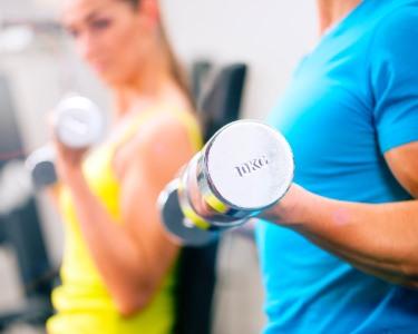Get Fit! 1 ou 3 Mensalidades de Aulas Fitness Localizado | Alcântara