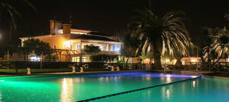 Noite na Quinta d´Azenha de Óbidos & Entradas no Jardim Buddha Eden