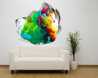 Vinil Amazing 3D Design | Paisagens Deslumbrantes