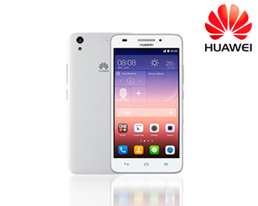 Smartphone Huawei® Ascend G620 | Branco ou Preto