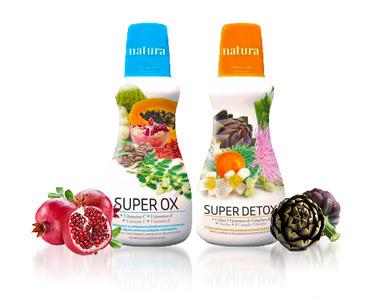 Drenante Detox & Antioxidante | Linha Natura