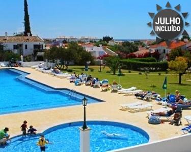 Algarve - Cabanas   2 a 7 Noites no Pedras da Rainha & Beach Resort