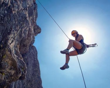 Rappel a Dois na Serra da Arrábida | Teste os Seus Limites | 21 Junho