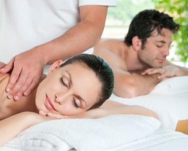 Massagem Relaxante a Dois  | Momento Royal na Fisiomassagens