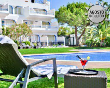 Vamos ao Algarve! 1 a 7 Noites no Solférias 4*