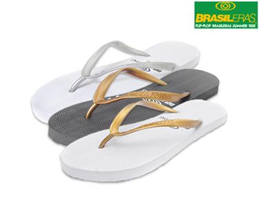 Chinelos Brasileras® Thin   Escolha a Cor