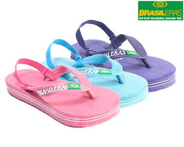 Chinelos Brasileras® for Baby | Escolha a Cor