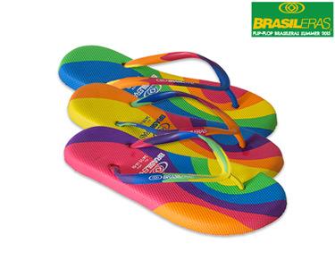Chinelos Brasileras® Flip-Flop Africa | Escolha os Seus