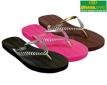 Chinelos Brasileras® Flip-Flop Guarda | Escolha a Cor