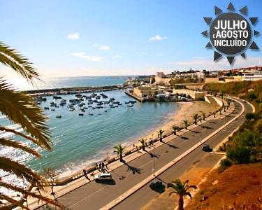 Descubra a Costa Vicentina no Verão   2, 3 ou 5 Noites em T0 no Hotel Sinerama