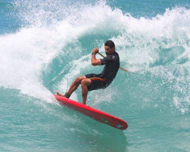 Stand Up Paddle na Costa da Caparica | 1 ou 2 Pessoas