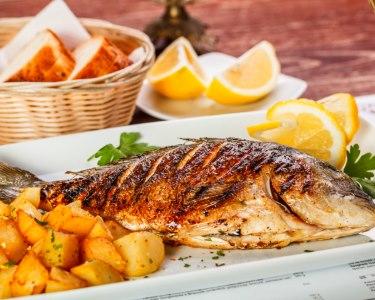 Sal & Carvão: Festival de Peixe Grelhado c/ Bebida à Discrição a Dois