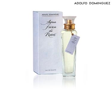 Perfume Agua Fresca de Rosas EDT 60ml ou 120ml | Adolfo Dominguez®