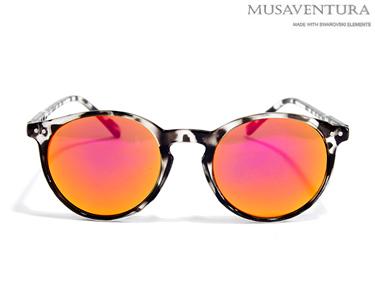 Óculos de Sol Musaventura | Dayton Karey | Escolha a Cor