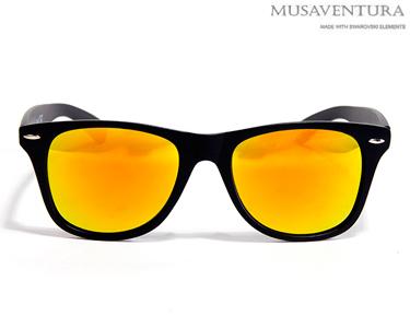 Óculos de Sol Musaventura Stafford Black | Escolha a Cor