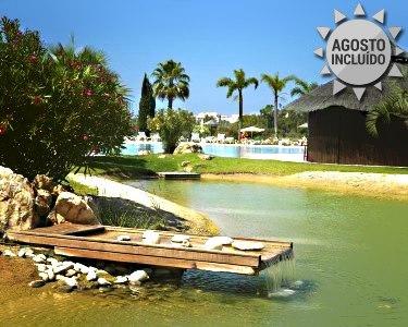1 a 7 Noites no Algarve com Tudo Incluído | Yellow Alvor Garden 4*