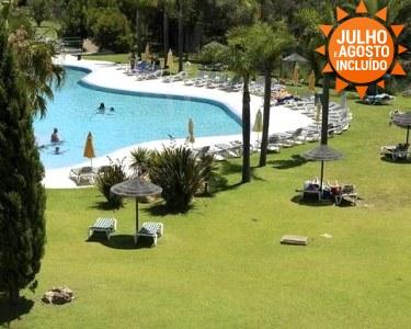 Férias Algarve | Tudo Incluído no Yellow Alvor Garden 4* | 1 a 7 Nts