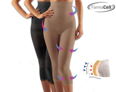 Calça Adelgaçante Farmacell® | Fitness Top