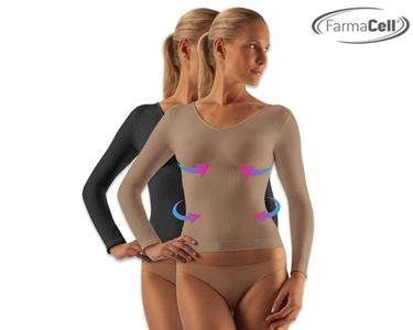 Camisola Adelgaçante Farmacell® | Vest Long