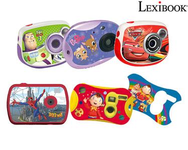 Máquina Fotográfica Lexibook® | Fotos & Vídeos das Férias!