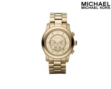 Relógio Mickael Kors® | Dourado