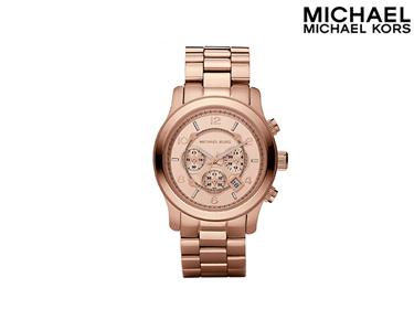 Relógio Mickael Kors®   Rose Gold