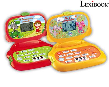 Computador Didático Infantil | 14 Jogos Educativos + 2 Modos de Jogo