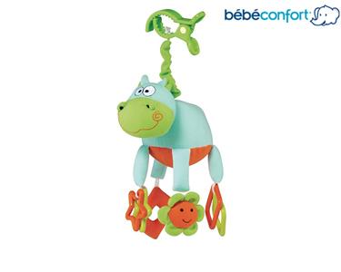 Peluche Hippo Clip-On e Vibração | Bébé Confort®