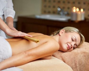 Esfoliação Corporal + Massagem de Bambus | 75 Minutos | Gaia