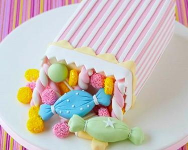 Doce, Doce, Doce! Workshop de Cake Design | Nível I ou Nível II