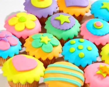 Workshop de Decoração de Bolachas e Cupcakes   2h   Carcavelos